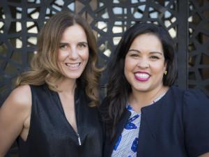 Lisa Messenger & Suzanne Chadwick